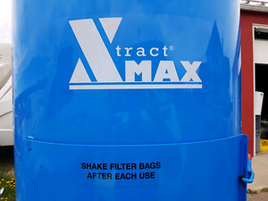 Xtract Max Dust Collection System