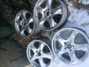BMW rims - 18 inch - 1-120 bolt pattern