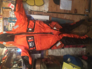 helly hanson survival suits for sale