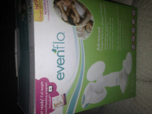Evenflo advanced single electric breastpump