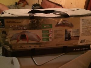 BNIB 10 person tent never opened