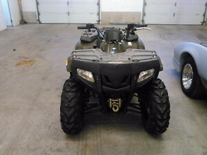 2010 Polaris sportsman 400HO