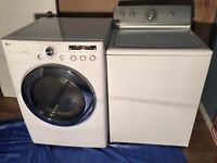 Maytag Washer and LG Dryer - Excellent Condition