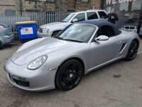 Porsche Boxster 2.7 CONVERTIBLE - 2005 05-REG - 7 MONTHS MOT