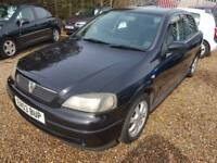 Vauxhall Astra 1.6i Active, Mot'd & Very Good Condition
