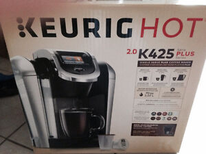 MACHINE A INFUSION KEURIG K425 SERIE PLUS HOT NEW!