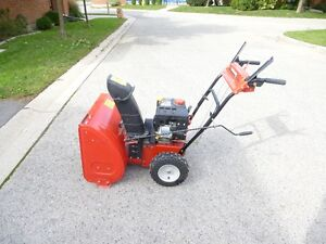 "24"" MTD SNOWBLOWER FOR SALE London Ontario image 3"