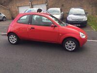 Ford KA style, 2008, 76000 miles, 1.3 petrol, long mot, £995