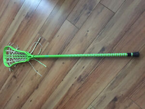 Women's Field Lacrosse Stick & Other Items