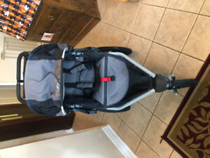 BOB Revolution Single Jogging Stroller