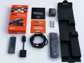 Amazon Fire TV Stick 2nd generation With Alexa Voice Control. ✔️Movies✔️TV Series✔️Sports✔️Live TV