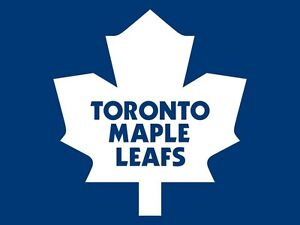 Winnipeg Jets/Leafs Oct 19 and Jets/Wild Lower Bowl Sept 29
