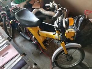Yamaha Towny