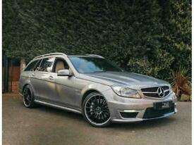 image for 2013 Mercedes-Benz C Class C63 AMG Estate Petrol Automatic