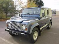 2005 Land Rover Defender 110 2.5 TD5 County Double Cab 4dr