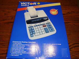 BRAND NEW VICTOR COMMERCIAL BUSINESS CALCULATOR PAPER COPY