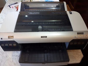 Epson Stylus Pro 4800 Wide format Printer Plotter