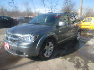2010 Dodge Journey SXT 7 PASSENGERS SAFETY+ETEST+1YEAR WARRANTY