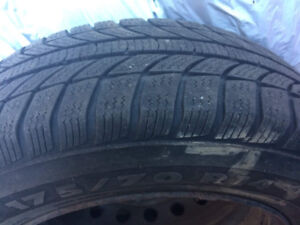 Pneus d'hiver - Winter tires Champiro WinterPro 175/70/14