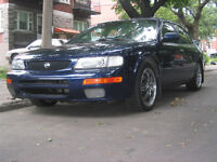 1996 Nissan Maxima Supercharged Berline