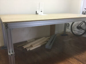 Work Bench, Utility Table