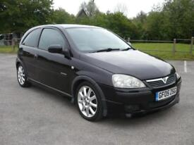 Vauxhall/Opel Corsa 1.4i 16v 2005.5MY Exclusiv