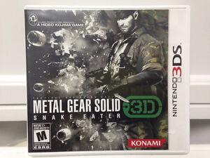 Metal Gear Solid (Nintendo 3DS)