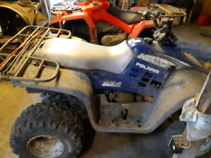 2002 Polaris trail boss