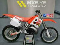 1991 HONDA CR 250 CR250R - ROAD LEGAL SUPER EVO - CLEAN - RM KX YZ - 125 500