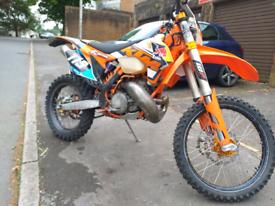 Ktm 300 2015 exc 6 days