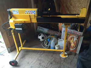 5 Ton Electric Wood splitter with adjustable stroke
