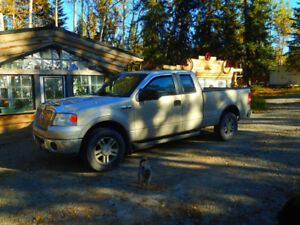 2006 FORD ~ LARIAT~ F-150 SUPER-CAB 4X4