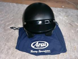 Arai Freeway open face motorcycle helmet