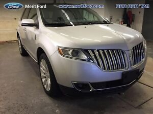2013 Lincoln MKX   - one owner - local - trade-in - sk tax paid