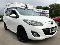 2011 Mazda 2 BLACK Manual Hatchback