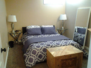 New and Spacious Bachelor Suite - Available