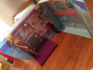 Vintage Barbie House and Accessories