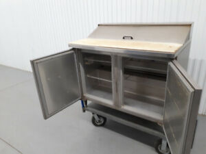 Cold Prep Refrigerated Table