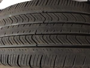 NEW PRICE - Michelin Minivan Winter Tires 235\60 R17