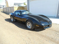 1981 Chevrolet Corvette Coupe (2 door)