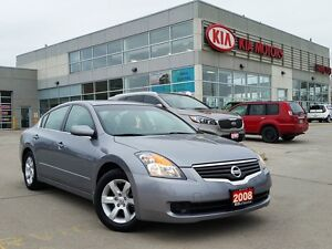 2008 Nissan Altima 2.5 | LEATHER | SUNROOF | POWER SEATS