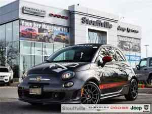 2014 FIAT 500C Abarth, Only 18, 100 KMS, Beats Audio, Navi
