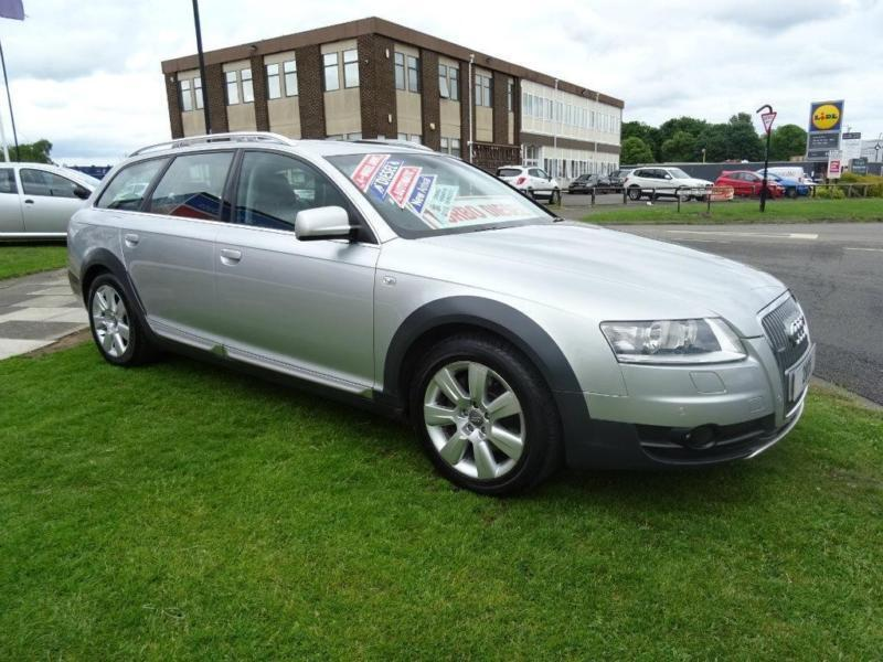 2006 audi a6 allroad 3 0 tdi quattro 5dr in newcastle tyne and wear gumtree. Black Bedroom Furniture Sets. Home Design Ideas