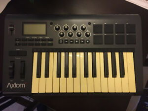 M-Audio Axiom 25 Midi Controller Keyboard