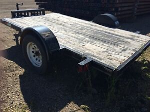 6'x10' fosters xpress utility trailer with ramps