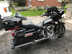 2004 Harley Davidson electric glide classic