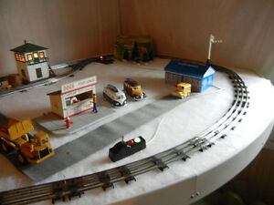 N, HO, O scale Toy train lay out table Kitchener / Waterloo Kitchener Area image 8