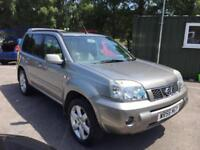 Nissan X-Trail 2.2dCi 136 2006MY Columbia