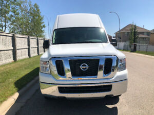 *PRICE REDUCED* 2017 Nissan NV 2500 for sale