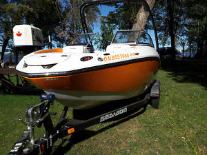 Package Deal 2011 Seadoo 210 SP - 310 HP and Beach Launcher
